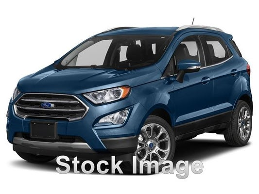 2019 Ford Ecosport Titanium In Griffin Ga Atlanta Ford Ecosport